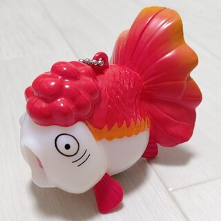 タイトー(TAITO)の鬼灯の冷徹 金魚草ゆらゆらぴかぴかキーホルダー (キーホルダー)