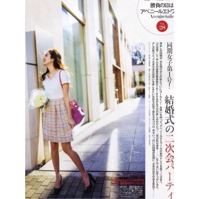 Aveniretoile(アベニールエトワール)のチェスティ好きな方へ♡JJ掲載!お嬢様ワンピース36 レディースのワンピース(ミニワンピース)の商品写真