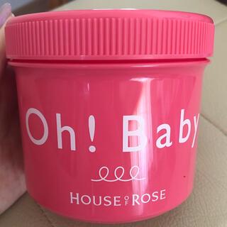 ハウスオブローゼ(HOUSE OF ROSE)のハウス オブ ローゼ Oh! Baby ボディ スムーザー N  570g(ボディスクラブ)