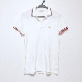 メゾンキツネ(MAISON KITSUNE')のメゾンキツネ 半袖ポロシャツ サイズS(ポロシャツ)