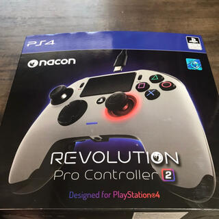 プレイステーション4(PlayStation4)のnacon REVOLUTION2(ゲーム)