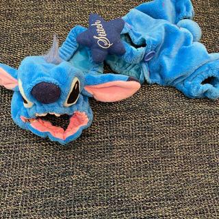 ディズニー(Disney)のペットパラダイス ディズニー ステッチ なりきり コスプレ 犬 犬服 犬用(ペット服/アクセサリー)