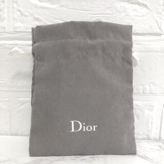 ディオール(Dior)のDior ディオール 巾着袋 ノベルティ (ノベルティグッズ)