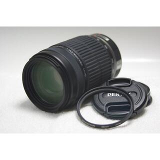 PENTAX - PENTAX 望遠レンズ 55-300mm