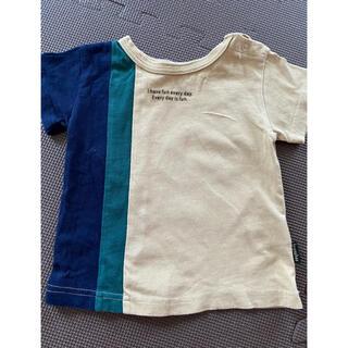ブランシェス(Branshes)の【branshes】【80センチ】Tシャツ(Tシャツ)