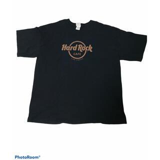 ロックハード(ROCK HARD)のHard Rock Cafe size 2XL(Tシャツ/カットソー(半袖/袖なし))