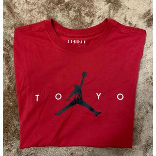 ナイキ(NIKE)のNIKE 東京JORDAN JUMP MAN (メンズ - L)(Tシャツ/カットソー(半袖/袖なし))