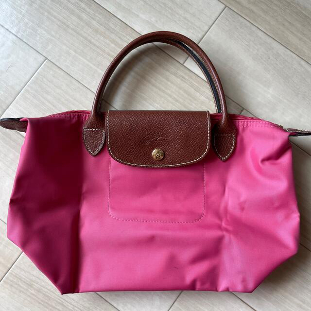 LONGCHAMP(ロンシャン)のロンシャンルプリアージュオリジナルトップハンドルバッグ S レディースのバッグ(ハンドバッグ)の商品写真