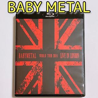 BABYMETAL - BABYMETAL LIVE IN LONDON 2014 ブルーレイ 美品!