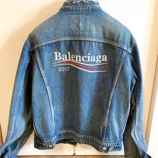 Balenciaga - バレンシアガ デニム Lサイズ ガーメント・ハンガー付き