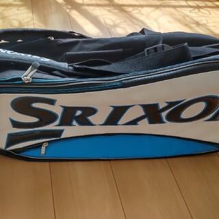 スリクソン(Srixon)の新品未使用 SRIXONスリクソン ラケットバッグ 8本SPC2782(バッグ)