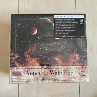 【完全生産限定盤】Aimer Walpurgis CD + 3Blu-ray