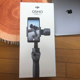 dji osmo mobile2 スタンド付き(自撮り棒)