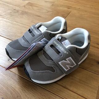 NIKE - 【新品】ニューバランス グレー 16.5cm