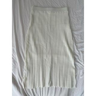 LOWRYS FARM - ローリズファーム サマーニットタイトスカート