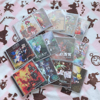 東方Project 音楽CD