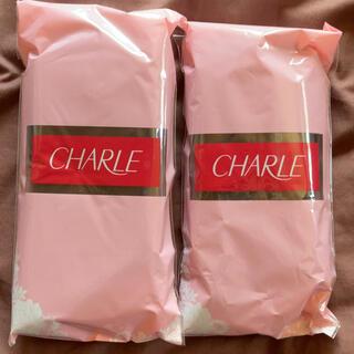 シャルレ(シャルレ)の値下げしましたシャルレ 靴下 ソックス 黒(ソックス)