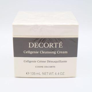 コスメデコルテ(COSME DECORTE)のコスメデコルテ セルジェニー クレンジングクリーム 125g 未開封品(クレンジング/メイク落とし)