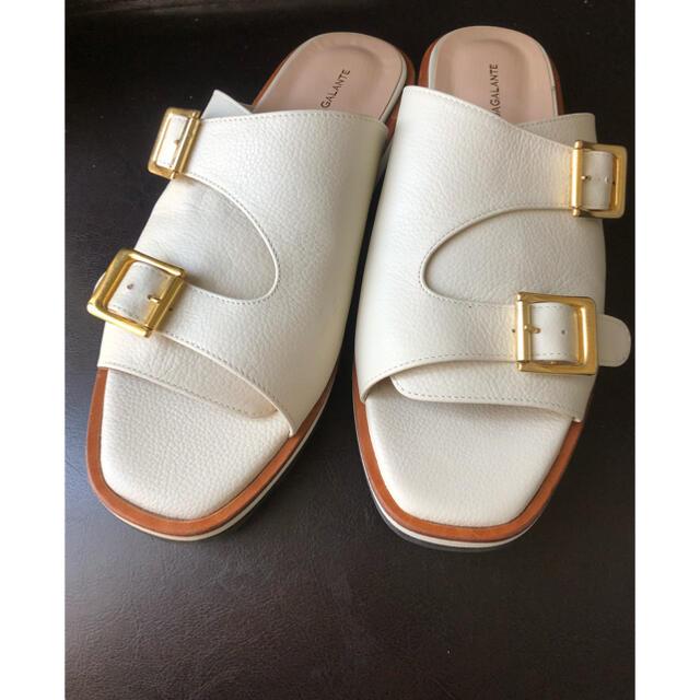 GALLARDA GALANTE(ガリャルダガランテ)のガリャルダガランテ サンダル レディースの靴/シューズ(サンダル)の商品写真
