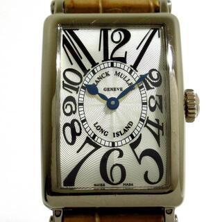 FRANCK MULLER - フランクミュラー 腕時計 ロングアイランド
