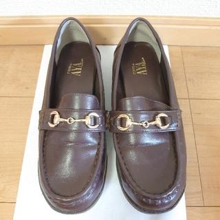 シマムラ(しまむら)の【プチプラのあや】ビットローファー Lサイズ(ローファー/革靴)