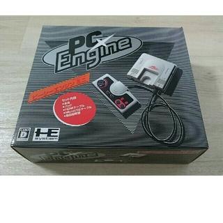 コナミ(KONAMI)のPCエンジン mini 新品 ゲーム 本体 懐かしのゲームPC Engine (家庭用ゲーム機本体)