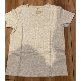 ムジルシリョウヒン(MUJI (無印良品))の新品未使用 無印良品 MUJI 100 キッズ Tシャツ 女の子 男の子(Tシャツ/カットソー)