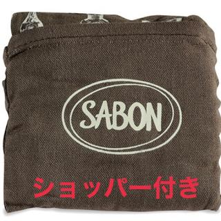サボン(SABON)のサボン SABON エコバッグ ショッパー付き(エコバッグ)