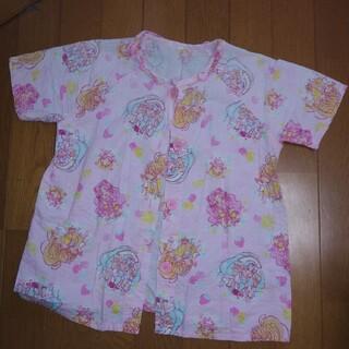 バンダイ(BANDAI)のプリキュア パジャマ上下セット 120㎝(パジャマ)