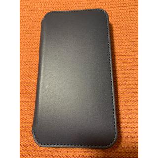 ELECOM - お値下げ iPhone XR エレコム 手帳型 アイフォン スマホ カバーケース
