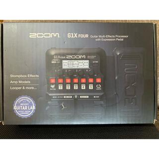 ズーム(Zoom)のzoom g1x four(エフェクター)