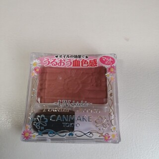 CANMAKE - キャンメイク(CANMAKE) パウダーチークス PW41(4.0g)