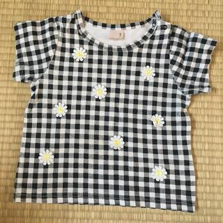 petit main - プティマイン 90 Tシャツ