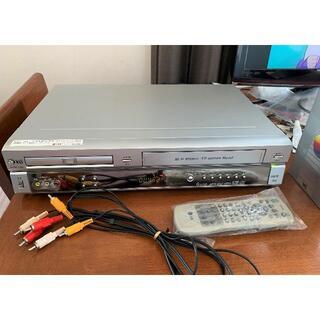 エルジーエレクトロニクス(LG Electronics)のVHS/S-VHS SQPBビデオデッキ DVDプレイヤー一体型 動作品(その他)