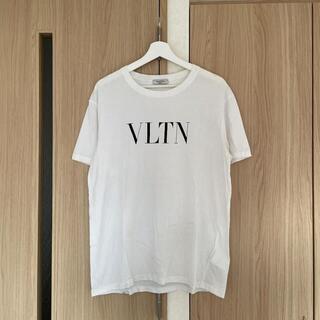 ヴァレンティノ(VALENTINO)のValentino ヴァレンティノ Tシャツ ホワイト 男女兼用(Tシャツ(半袖/袖なし))