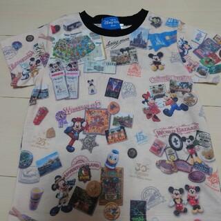 ディズニー(Disney)のミッキー Tシャツ ディズニーリゾート限定35周年(Tシャツ/カットソー)