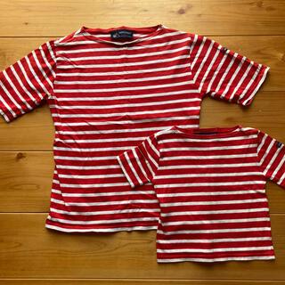 セントジェームス(SAINT JAMES)のセントジェームス  Tシャツ 親子 ペア キッズ (Tシャツ/カットソー)