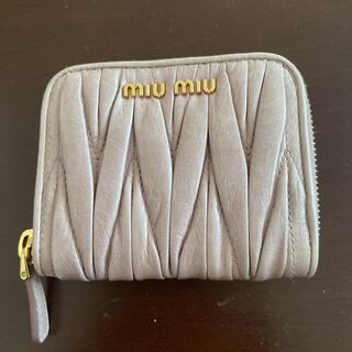 miumiu - 美品 miumiu コインケース 財布