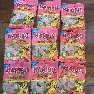 ハリボーグレープフルーツ80g×9個(菓子/デザート)