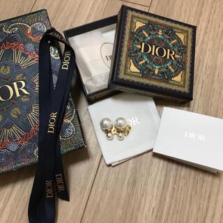 Christian Dior - DIOR パールピアス