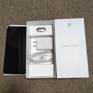 HUAWEI - HUAWEI P30 lite64 GB SIMフリー 日本正規代理店品