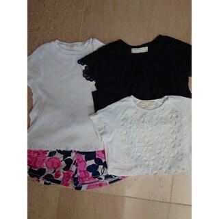 ザラ(ZARA)のプチプラ美品、新品夏服セット 120cm ザラ ZARA GU GAP(Tシャツ/カットソー)
