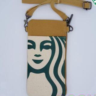スターバックスコーヒー(Starbucks Coffee)のStarbucks Phone Everyday Bag スタバ 携帯 バック(ショルダーバッグ)