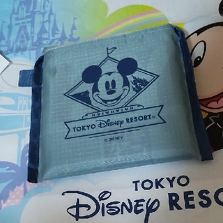 ディズニー(Disney)のディズニー エコバッグ マチ付き(エコバッグ)