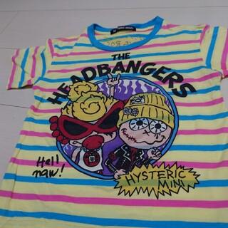 ヒステリックミニ(HYSTERIC MINI)のヒスミニ クレイジー Tシャツ100(Tシャツ/カットソー)