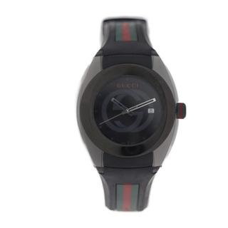 グッチ(Gucci)のGUCCI グッチ 腕時計 137.1【本物保証】(腕時計(アナログ))