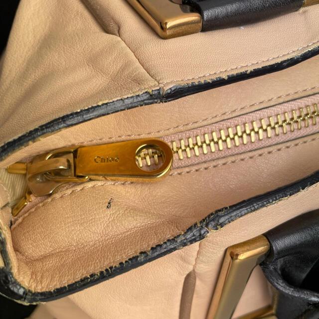 Chloe(クロエ)のクロエ エテル 2WAY バッグ  ピンクベージュ レディースのバッグ(ショルダーバッグ)の商品写真