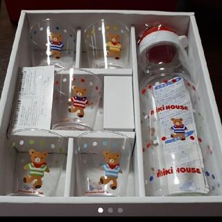ミキハウス(mikihouse)のMIKI HOUSEのグラスセット(グラス/カップ)