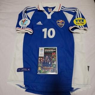 O EURO 2000 ユーゴスラビア ストイコビッチ ユニフォーム 日本代表