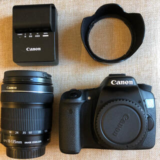 Canon - Canon EOS70D EF-S 18-135 IS STM Kit